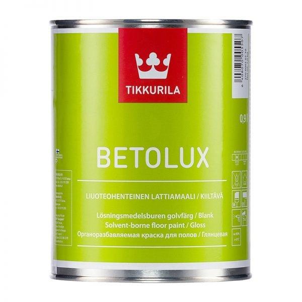TIKKURILA BETOLUX A