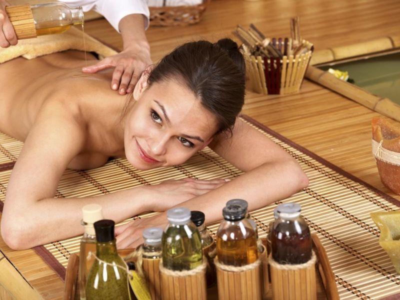 Что лучше: массаж до или после бани