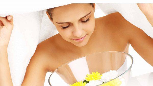 паровая ванночка для лица от черных точек
