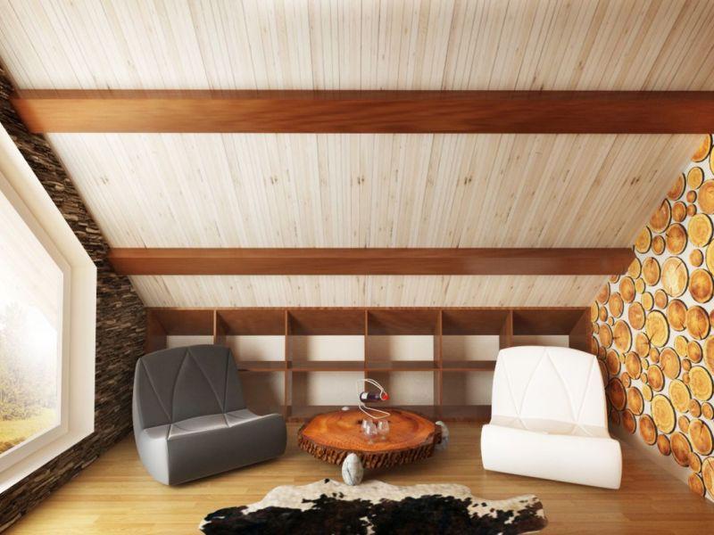 11 идей обустройства комнаты в бане на втором этаже