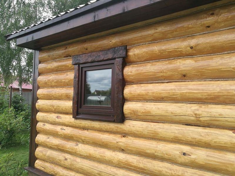 Окно в русской бане: элемент неотъемлемого дизайна