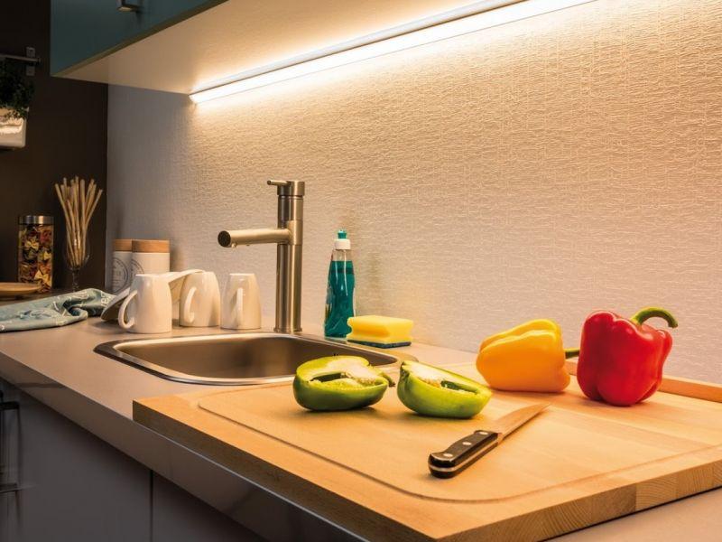 Как оформить рабочую зону на кухне: идеи на фото
