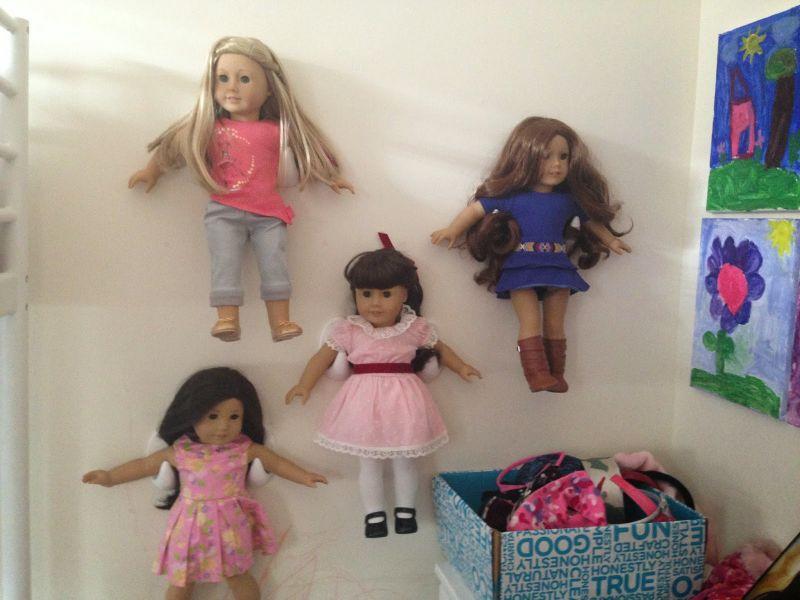 Хранение кукол в детской: лучшие идеи