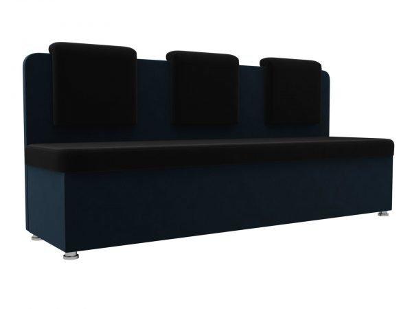 Крупногабаритный трехместный кухонный диван Икеа