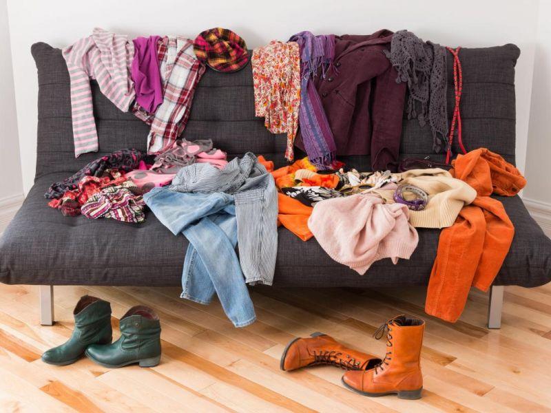 Как обойтись без шкафа: 5 лучших способов