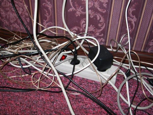 Провода и удлинители