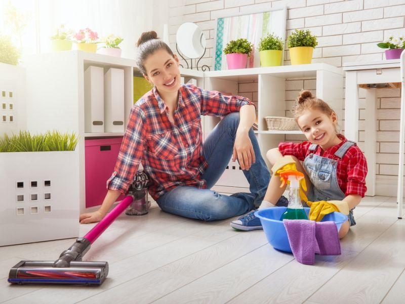 5 правил поддержания порядка в доме, которые сделают жизнь проще