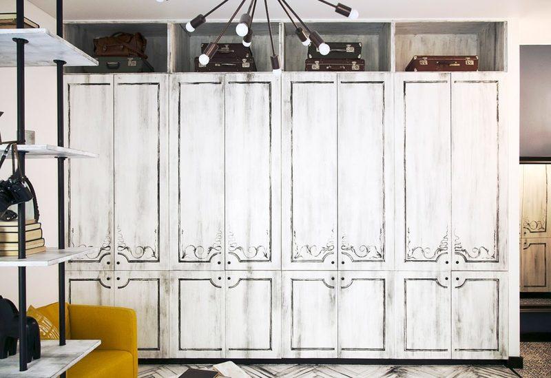3 способа обновить дверцы шкафа своими руками