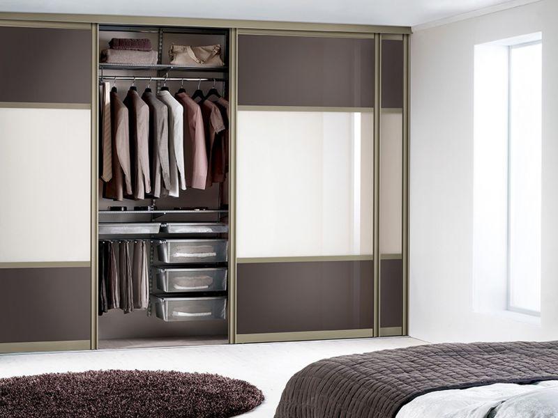 Хранение одежды в мужском шкафу: удачные варианты размещения гардероба