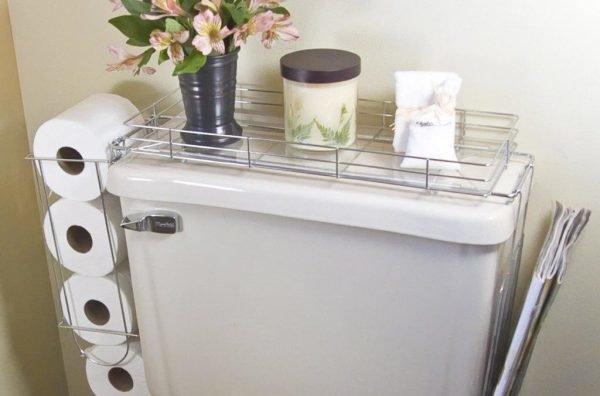 Приспособление для хранения туалетной бумаги