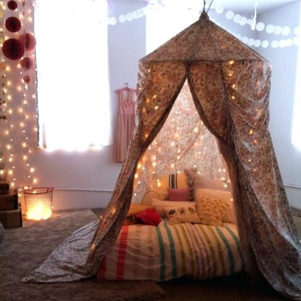 Уютные места в комнате