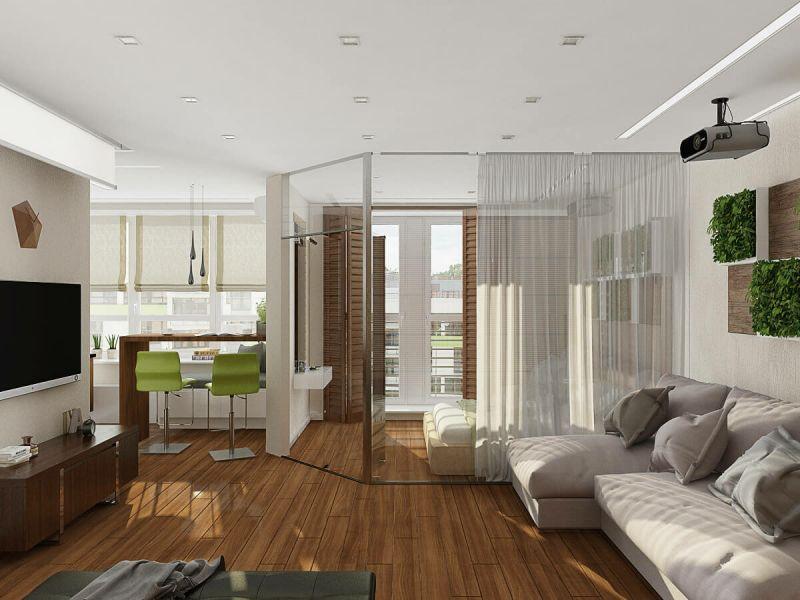 Какую квартиру лучше выбрать: студию или однушку