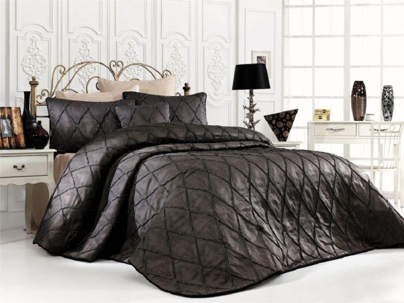 Оригинальные покрывала на кровать: стильный аксессуар для спальни
