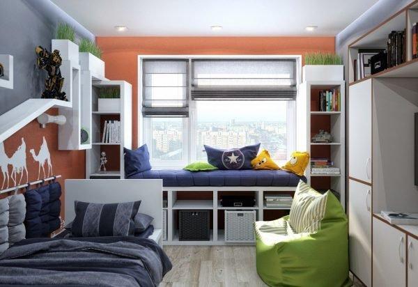 Маленькая детская комната