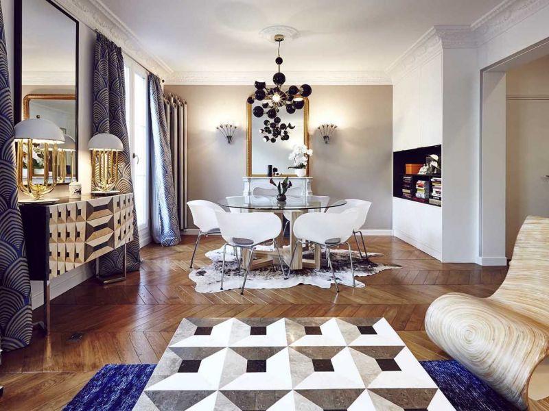 Как выглядят парижские квартиры внутри: фото
