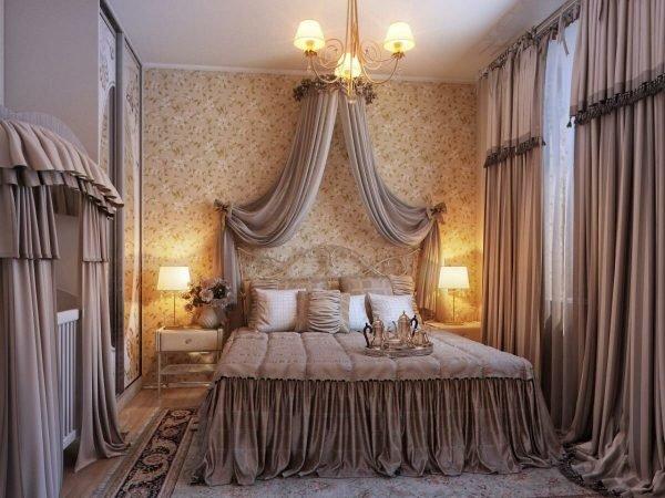 как сделать спальню теплее и уютнее