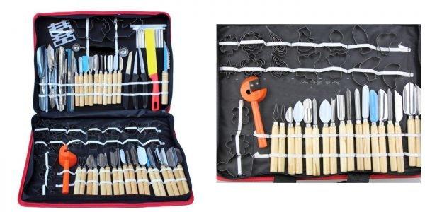 Комплект инструментов для резьбы по дереву