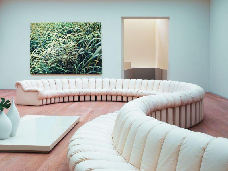 11 необычных диванов в интерьере (фото)