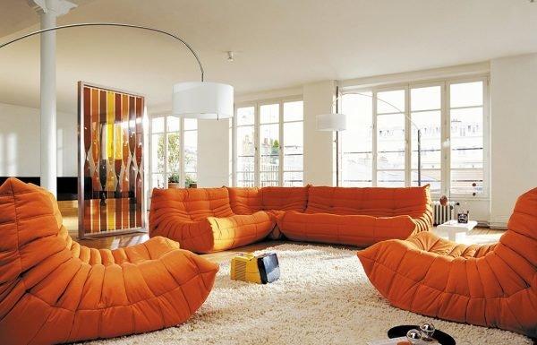 Необычные диваны