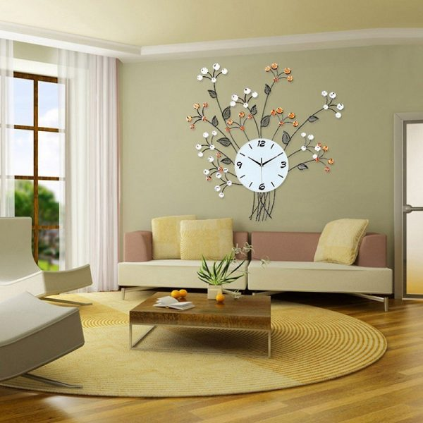 Часы в гостиной