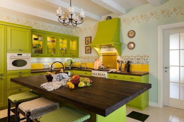кухня по фэншую