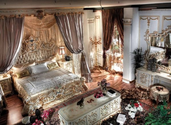 Безвкусная спальня