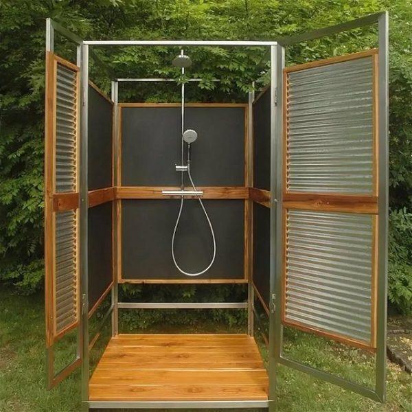 Дачный душ