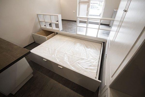 Потайная кровать