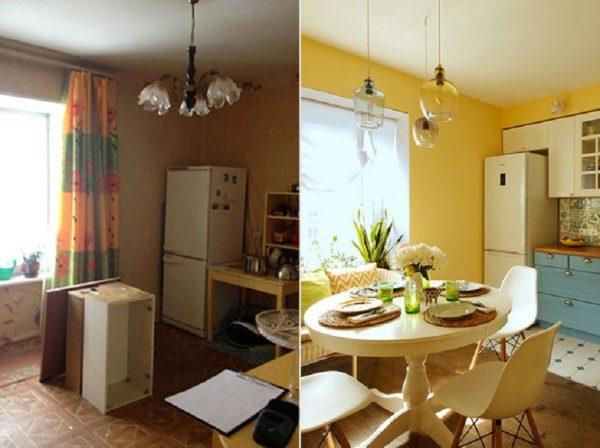 новая жизнь старой квартиры