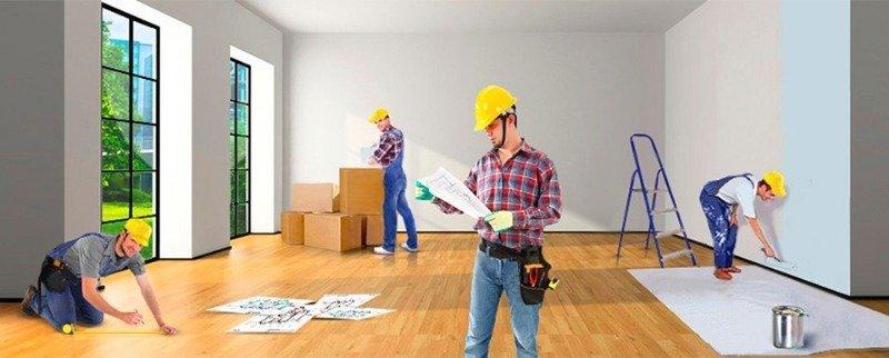 10 надежных лайфхаков для бюджетного ремонта в небольшой квартирке