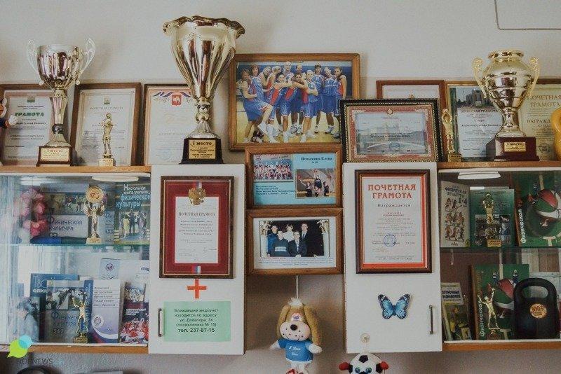 Детские награды
