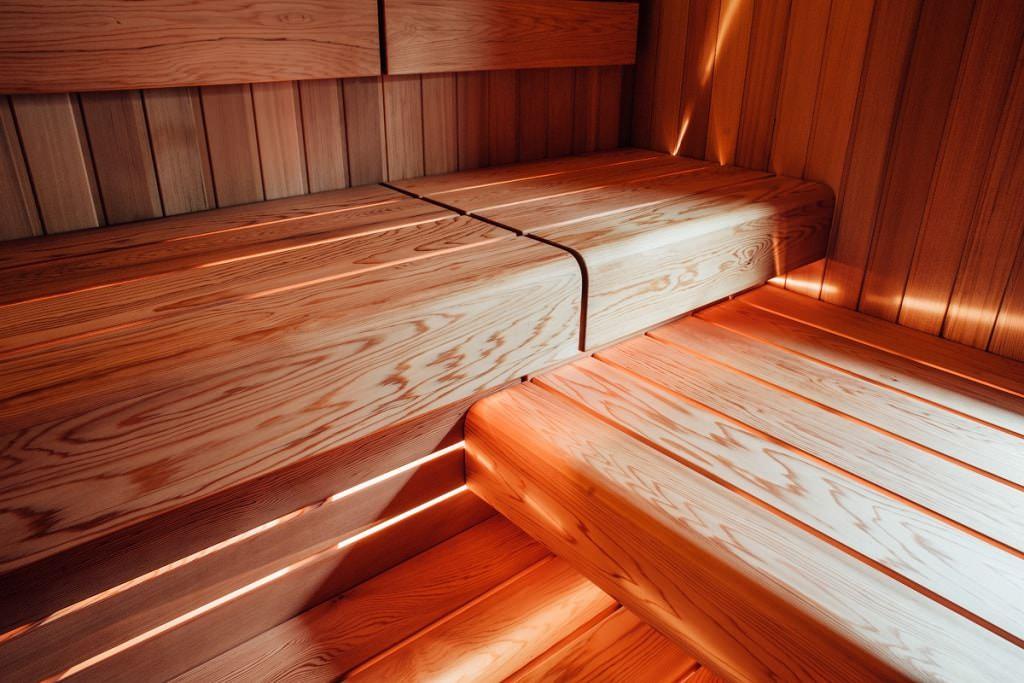 Доска для полок в бане: почему из хвои и берёзы лучше не использовать и какое дерево лучше применять